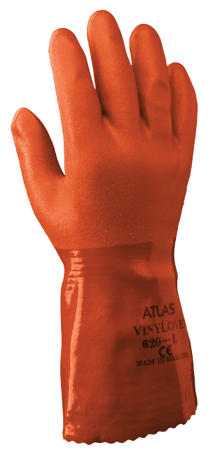 showa atlas 620 gloves teal crab